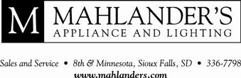 Mahlander's, Inc.